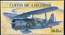 HELLER 1/72 CURTIS SBC-4 HELLDIVER UNMADE 'NEW' ORIGINAL FACTORY WRAPPED BOX