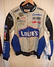 Chase Authentics Jimmie Johnson 48 Lowes Jacket Mens XL NWT *Retired*