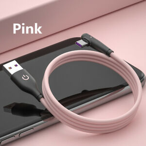 3A USB Type C Cable For Samsung Xiaomi Huawei Mobile Phone Fast Charging Data