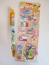 Bandai Tamagotchi - RARE Mechanical Pencil & Sticker - Japan Kawaii