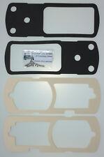 Classic Mini Clubman Front Indicator / Side Light Seal & Screw Set 1275GT BNIB