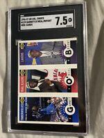 1996-97 Upper Deck Collectors Choice M129 Kobe Bryant RC Mini SGC 7.5