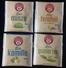 TEEKANE BIO  Selection Pack 4 Different enveloped Tea Bags