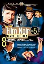 Film Noir Classic Collection Vol. 5 8 Films on 4 Discs Dick Powell, Steve Brodie