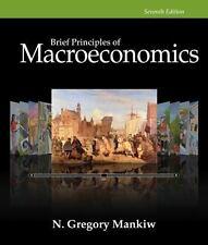 Mankiw's Principles of Economics: Brief Principles of Macroeconomics by N. Grego