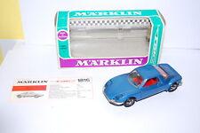 MARKLIN MATRA M 530 REF 1816 NEUVE/BOITE NEW/BOX SCALE 1/43