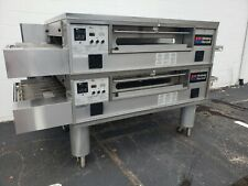 2013 Middleby Marshall Ps570g Double Deck Conveyor Pizza Oven Belt Width 32