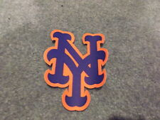 "MLB NEW YORK METS 3.25"" X 4"" INCH IRON ON PATCH COOL!"