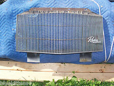 1985 RIVIERA GRILL OEM USED GM BUICK PART GRILLE FRONT WEAR