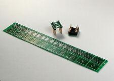 Promo$8,SOIC to DIP adapter PCB board 8 Pin SMD SOP8 SO8 SOIC8 to DIP8PTH 20pcs