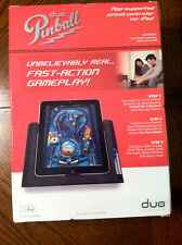 iPad Pinball Game by DUO. Brand New. with controller.