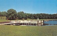 Syracuse IN Swimming Dock~Slide @ Smith-Walbridge Cheerleading, Golfing Camp 195