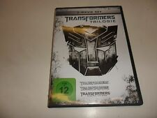 DVD  Transformers Trilogie