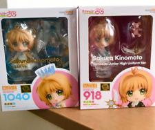 Cardcaptor Sakura figure Sakura Kinomoto Nendoroid 2-piece set by DHL