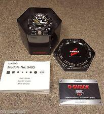 Casio G-Shock Mudmaster Black Dial SS Chrono Quartz Men's Watch - GWG1000-1A3