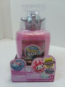 Pikmi Pops Cheeky Puffs Medium Scented Shimmer Plush Perfume Bottle Bow