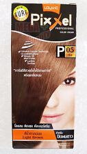 Lolane Pixxel Hair Permanent Dye Color Cream various colors # P05 Light Brown