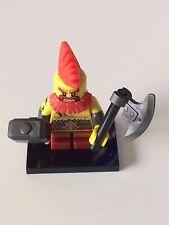 Series 17 Lego Mini Figure – Battle Dwarf