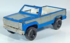 "Vintage Nylint Chevy K5 Blazer 12"" Pressed Steel Scale Model Two Tone Blue Gray"
