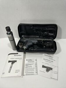 Welch Allyn PanOptic Ophthalmoscope 118 Series