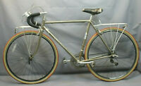 Schwinn Super Sport 1982 S/P Vintage Touring Road Bike 55cm Medium Steel Charity