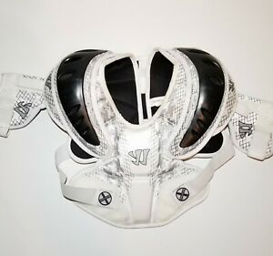 Warrior Lacrosse Chest Protection Pre Owned Size L