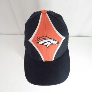 Denver Broncos Starter Hat Cap Pro Line The Right Hat Blue Orange NFL Football