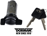 Replacement Ignition Lock Cylinder & 2 Keys Replace GMC OEM # 16627130 BLACK