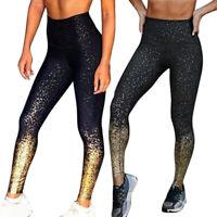 Women Sports Yoga Workout Gym Fitness Leggings Running Pants Jumpsuit Slim Pants