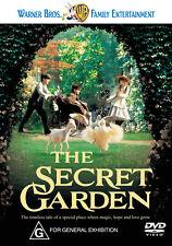 The Secret Garden (DVD, 2000) R4