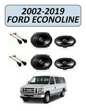 FORD E-SERIES ECONOLINE 2002-2019 Factory Speakers Replacement Kit, PIONEER