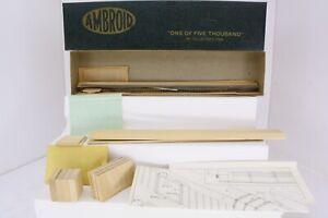 Ambroid HO Scale Tobacco Hogshead Car Craftsman Kit No. 6 Southern Rwy
