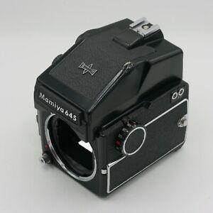 MAMIYA M645 6x4,5 Medium Format SLR Film Analog Kamera