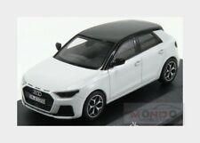 Audi A1 Sportback 2018 Glacier White I-SCALE 1:43 5011801031