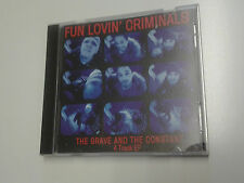 Fun Lovin Criminals The Grave And The Constant CD EP