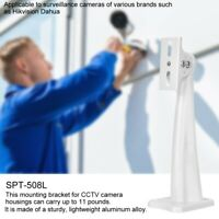 Aluminum Wall Mount Bracket Indoor/Outdoor for Surveillance Security CCTV Camera