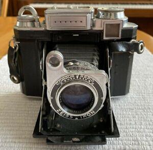 Zeiss Ikon Super Ikonta 533/16 -  Compur Rapid - Folding Camera - Sold AS IS