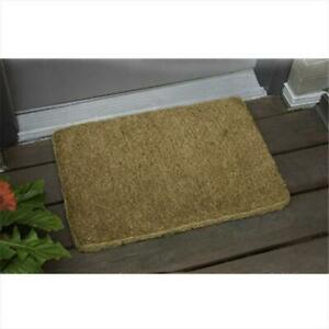 Durable Corporation 385S1424 14 in. W x 24 in. L Cocoa Entrance Mats