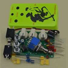 New DIY Distortion Guitar Effect Pedal Kit With 1590B And LM833,True-bypass