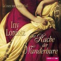 INY LORENTZ - DIE RACHE DER WANDERHURE 6 CD NEW