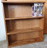 holds 12 funko pop action  figures oak display case plexiglass front made in usa