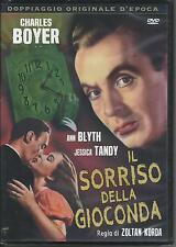 Il sorriso della Gioconda. Remastered (1947) DVD