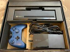 Microsoft Xbox One Day One Edition Kinect Bundle 500Gb Black Console