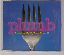 (HI866) Plumb, Sobering (Don't Turn Around) - 1997 CD