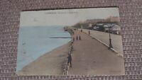 Cleethorpes, Promenade Looking South 1904 Postcard