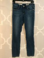 Anthro Pilcro and the Letterpress Women's STET Size 27 Skinny Stretch Jeans