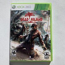 Dead Island (Microsoft Xbox 360, 2011) Tech Land DEEP SiLVER ZOMBIE GAME Co-op 4