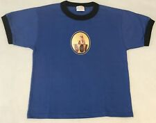 Vintage! I DREAM OF JEANNIE Ringer T - Shirt Youth M