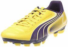 New Men´S Original Puma V6.11 I Fg Yellow soccer Cleats Shoes Sz Us 9
