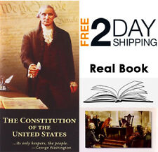 Declaration Of Independence The Constitution Of The United States Paperback Book